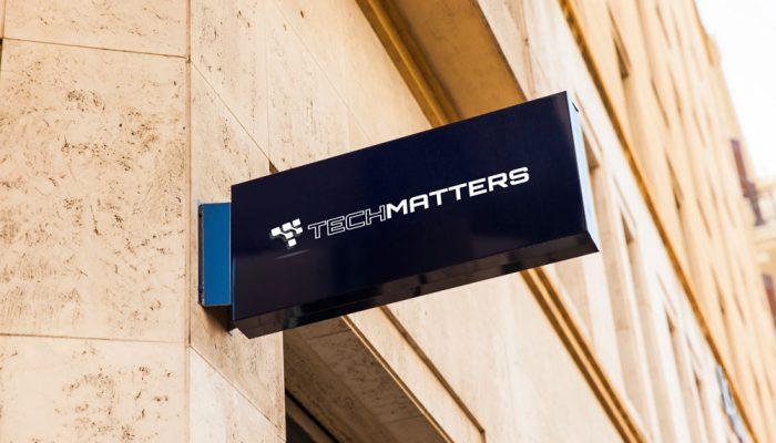 Techmatters-branding-signage